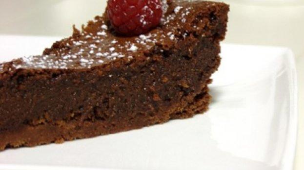 Torta Úmida de Chocolate