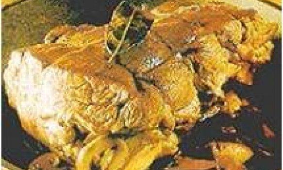 Filé Mignon com Cogumelos