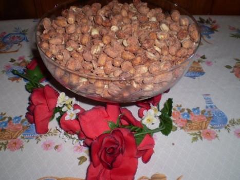 Amendoim Doce com Chocolate