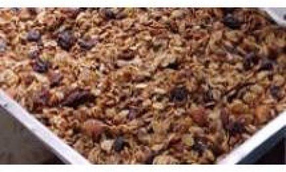 Granola de Abacaxi