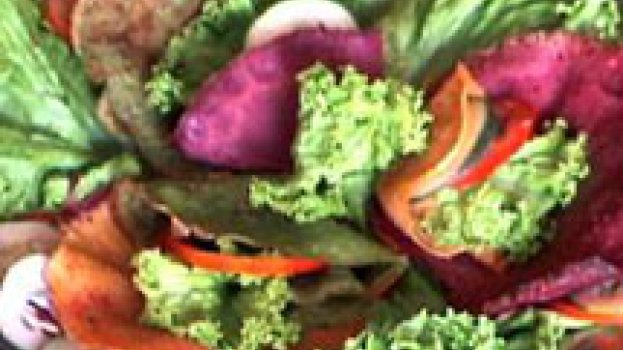 Salada Fria de Panquecas