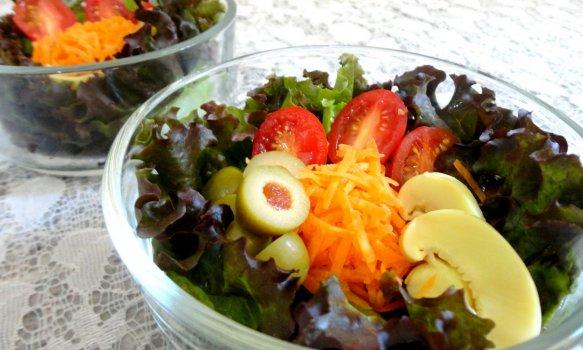 Salada Mega Colorida