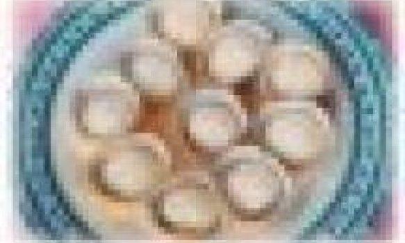 Docinhos de leite em pó