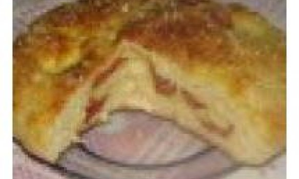 Pão de salsicha