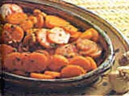 conservas de cenouras