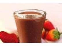 Chocolate com Groselha e Morango
