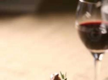 Confit de Pato com risoto de Pinot Noir