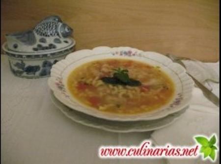 Sopa de peixe gostosa | CyberCook