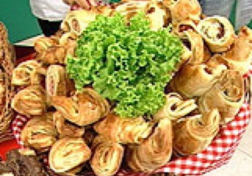 Croissant Semi Folhado Recheado