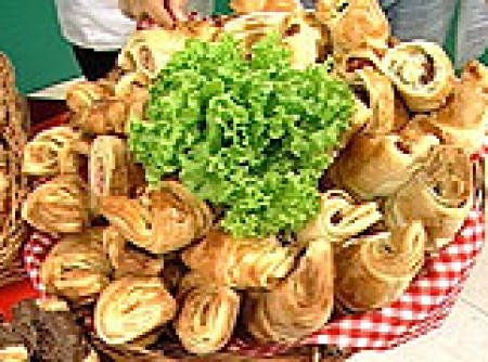 Croissant Semi Folhado Recheado | Ivani de Oliveira Gonçalves