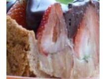 Torta Bombom de Morango