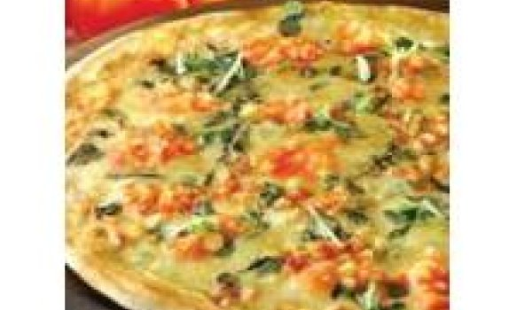 Pizza Margherita de Prestíssimo