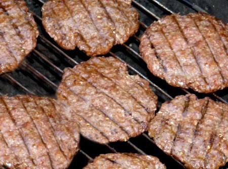Hambúrguer de Carne Moída | CyberCook