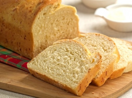Pão Caseiro Básico | Tania Neves