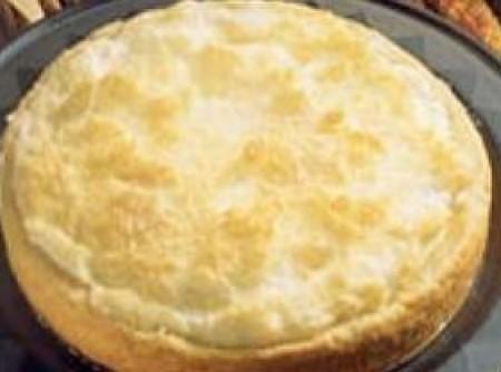 Torta de milho verde