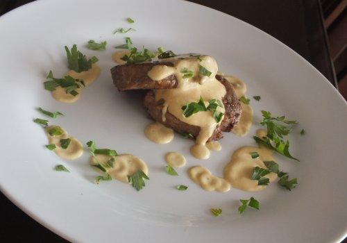 Steak au Poivre (Filé com Pimenta)