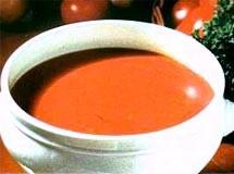 Sopa Creme de Tomate | Luiz Lapetina
