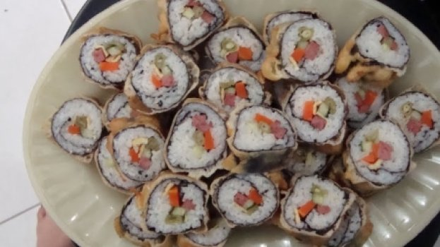 Sushi Brasileiro - Hot Rolls