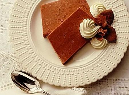 Terrine de chocolate