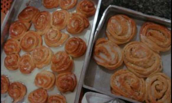 Rosquinha doce)