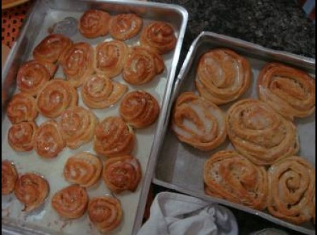 Rosquinha Doce
