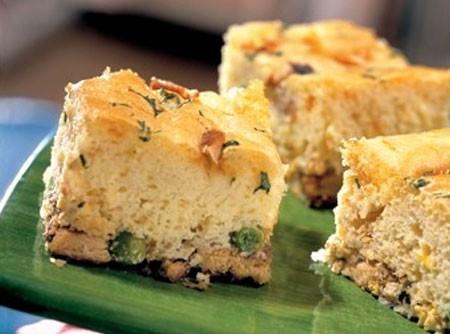 Torta Especial de Sardinha