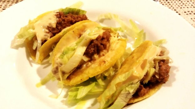 Massa para Tacos
