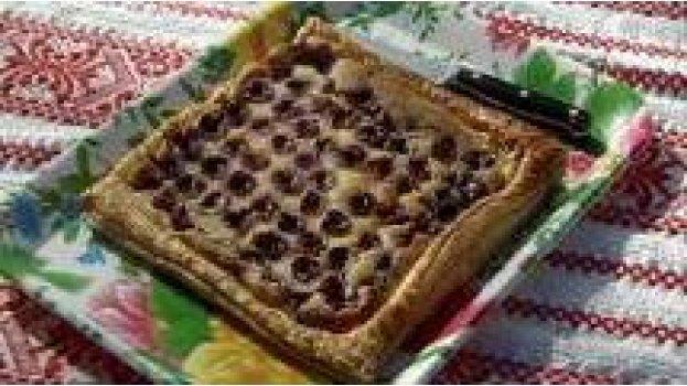 Torta Rústica de Cereja
