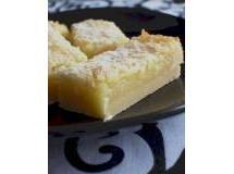 Barrinhas duplas de limão siciliano
