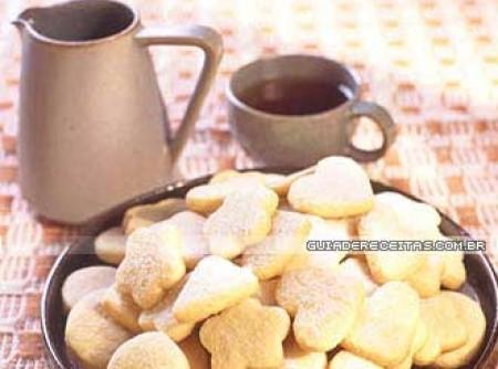 Biscoitos Amanteigados | Roberta Bastos da Matta e Silva
