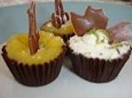 Casquinha de chocolate | ANACLAUDIA CATANI BRODELLA SAMPAIO