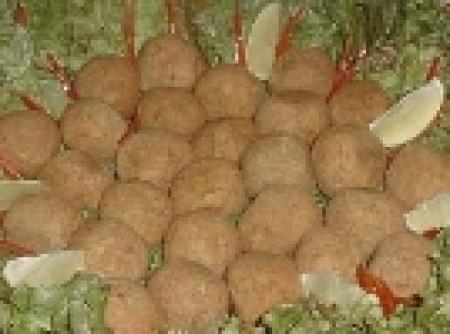 Almondegas de Arroz e Feijão | Rute Facchini Lellis