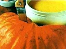 Sopa de abóbora | Luiz Lapetina