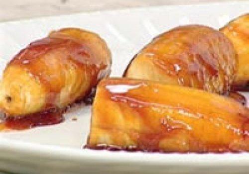 Banana Caramelada Cítrica