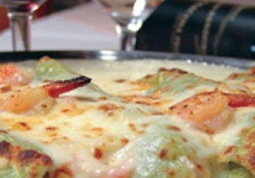 Cannelloni à Caiçara