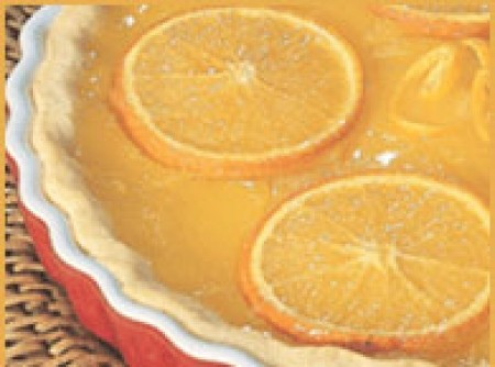 Pao de lò de laranja
