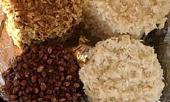 Cocada de coco umida