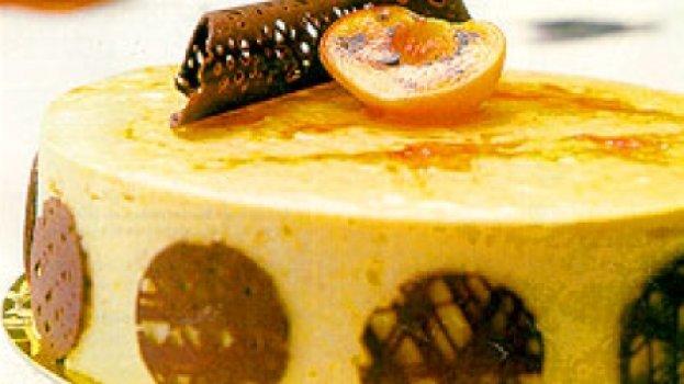 Torta Mousse de Cupuaçu