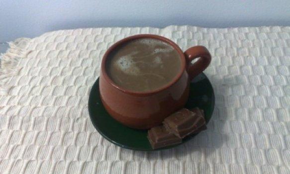 Chocolate Quente para o Frio