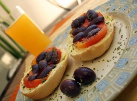 Sanduíche de forno light   Maria Teresa Meirelles Leite