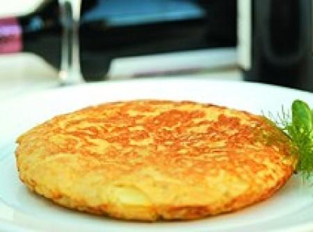 Tortilla de Batata Fabio Wasser