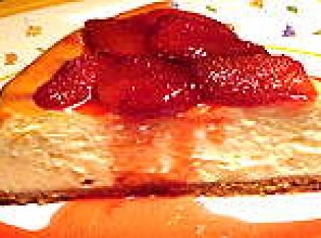Cheesecake delicioso