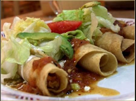 Burritos Mexicanos | CyberCook