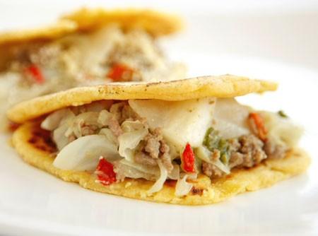 Enchiladas Hondurenhas