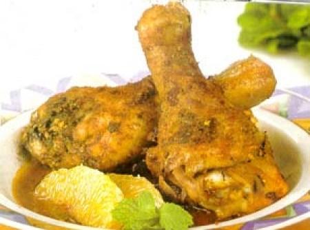 Pato com laranja e chili   Indira Croshere