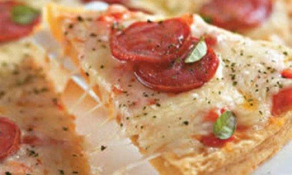 Pizza de batata