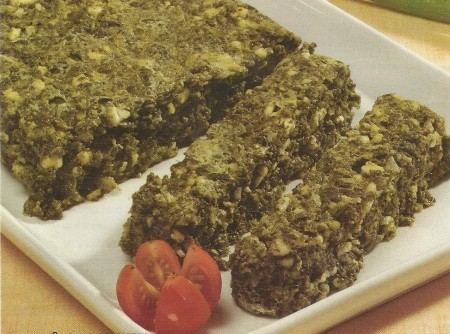 Omelete de Brócolis ao Forno