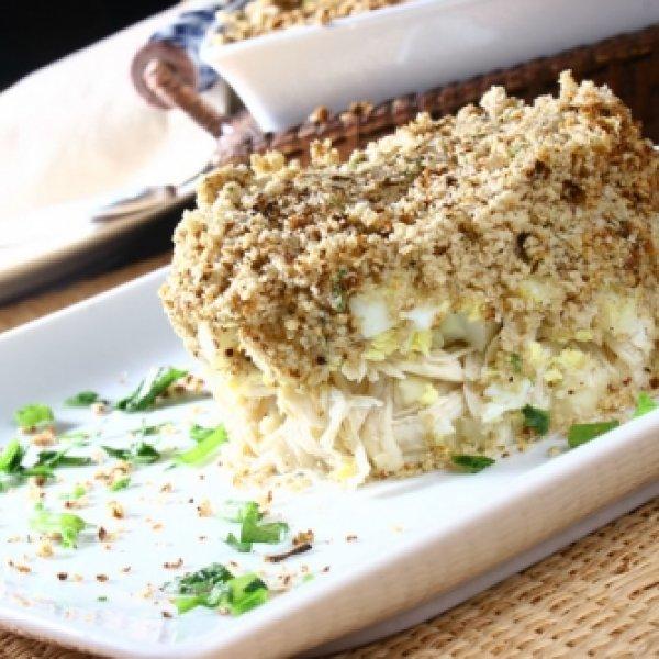 90b8f665036 Torta de Frango com Purê de Batatas e Aveia - Receitas CyberCook