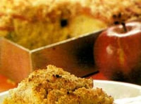 Streuselkuchen (cuca de maçã) | Roberto Machado