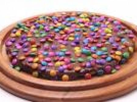 Pizza de Chocolate   Elisa Ribeiro